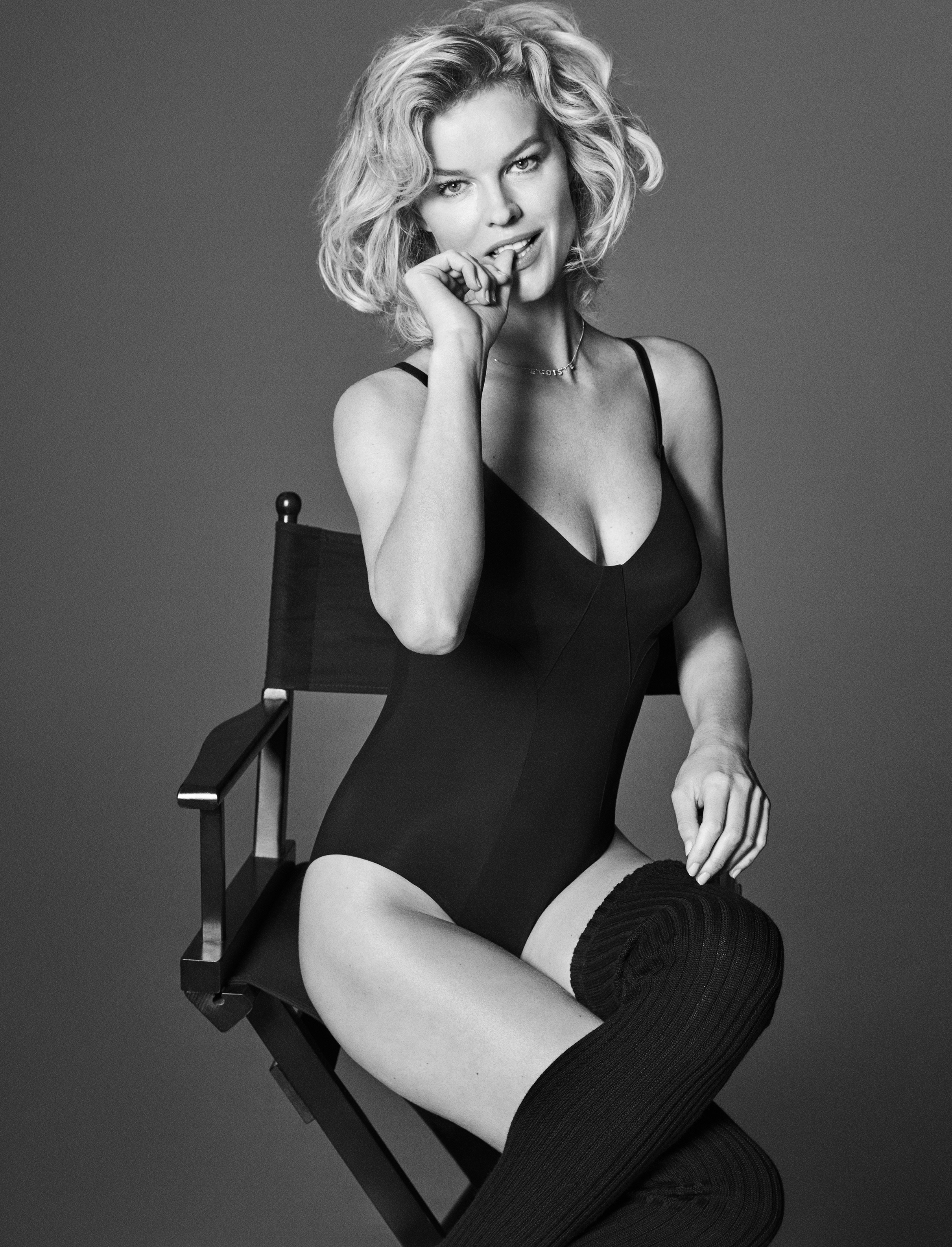 EVA HERZIGOVA IN THE NEW YAMAMAY CAMPAIGN - Zagreb West